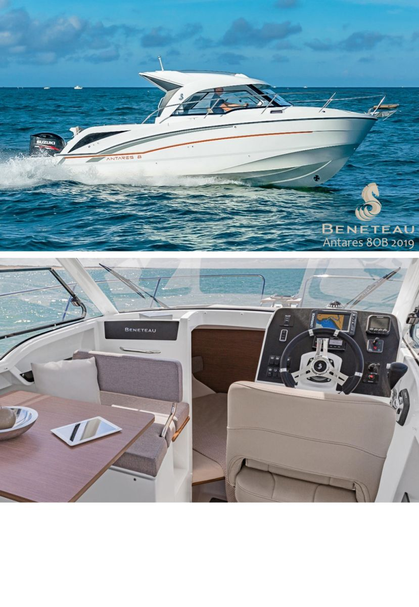 Beneteau Antares Outboards 2019 Offer Www Aventuraboats Sk