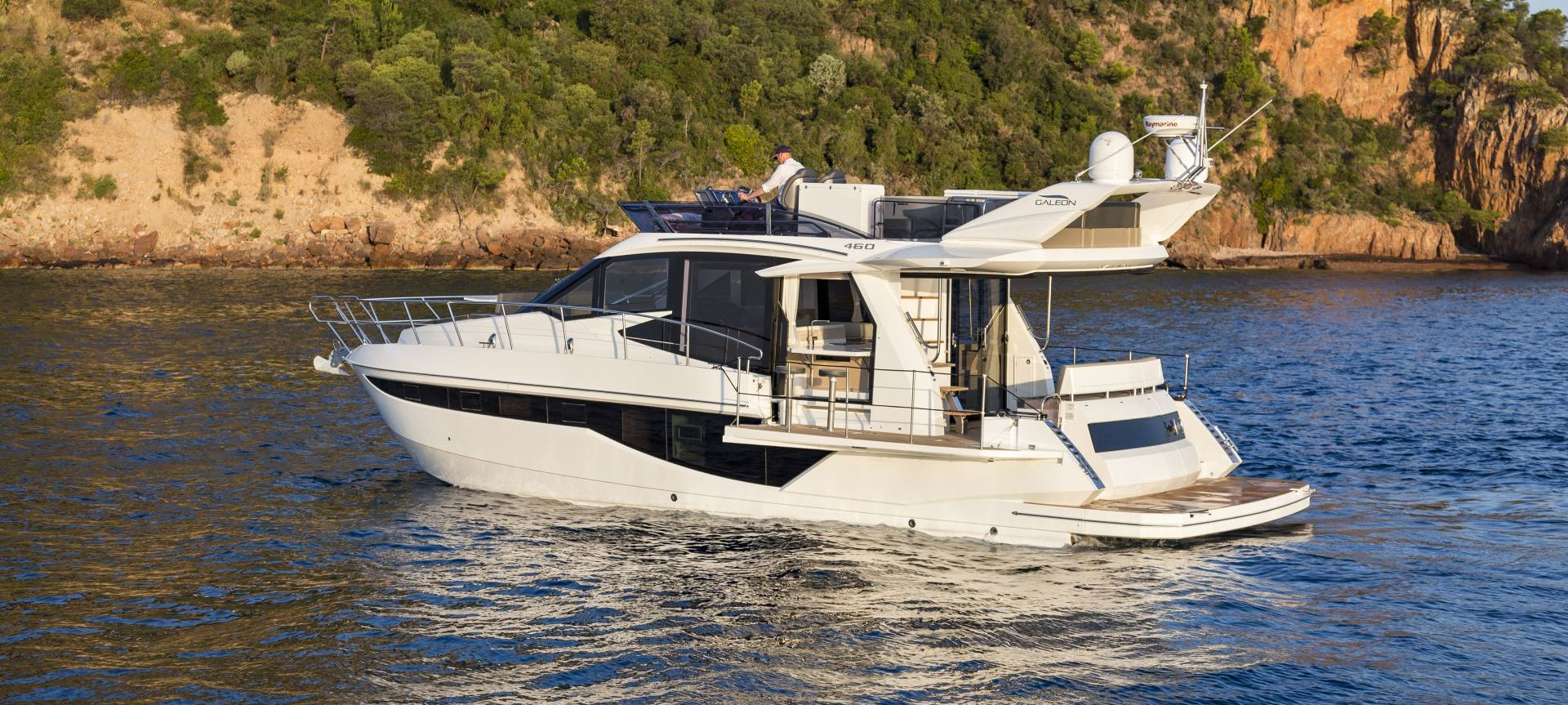 Galeon 460 Fly NEW MODEL