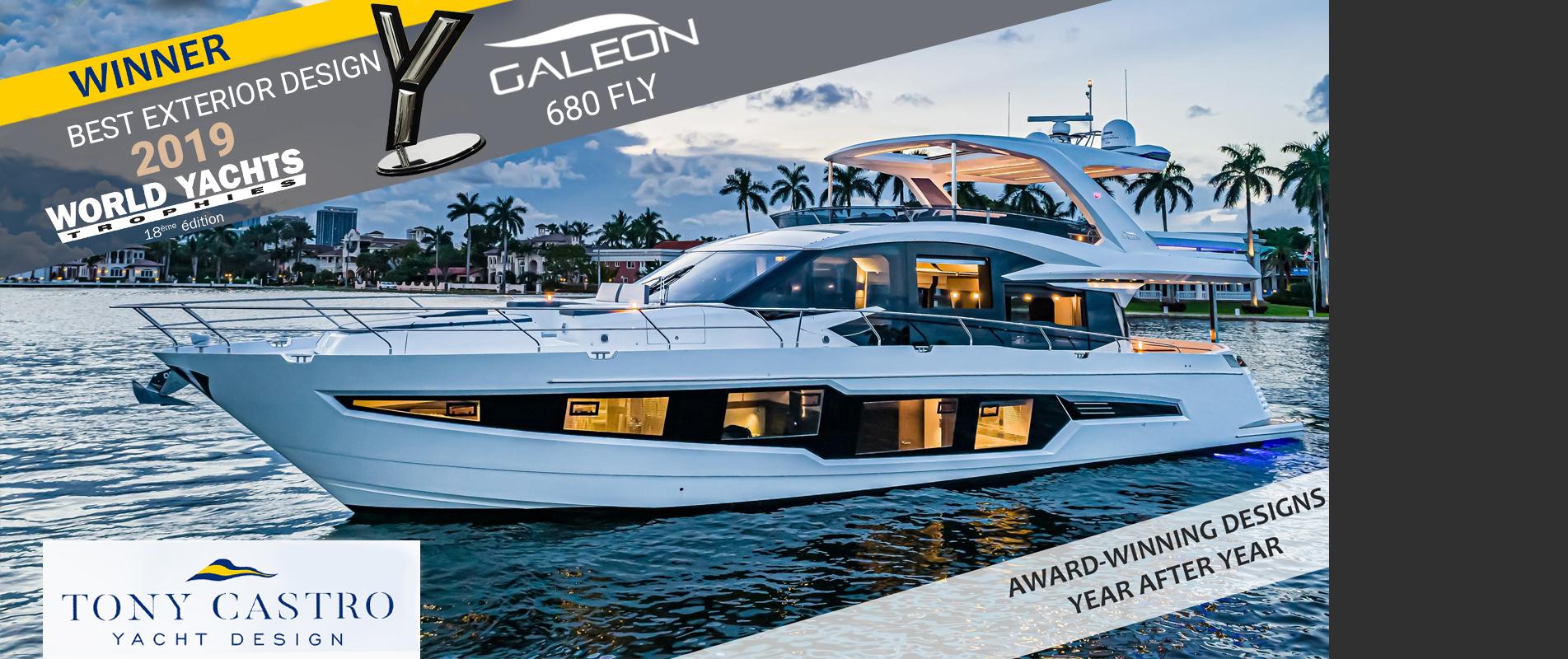 Galeon 680 Fly