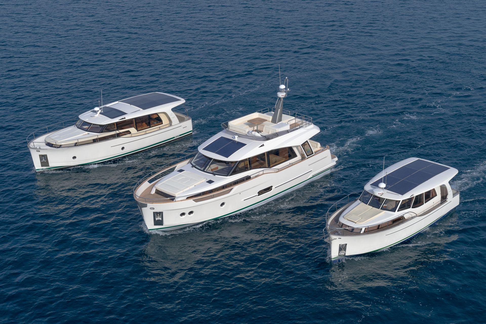 Greenline, Hybrid Yachts